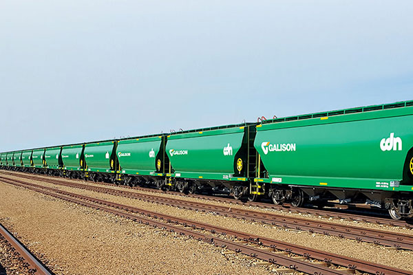 Galison Manufacturing awarded GPR Leasing Africa rail deal