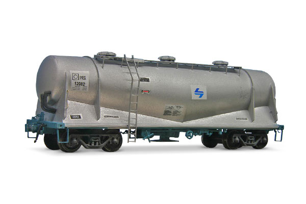 Cement Wagons