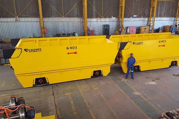 South African OEM completes equipment delivery to Chinese copper mine