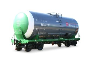 Palm Oil Wagons