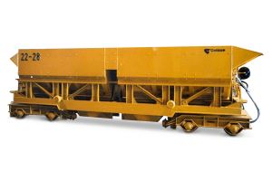 Radial Door Wagons