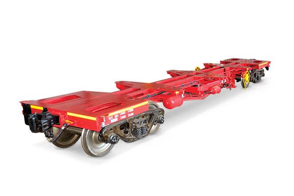 skeletal wagon